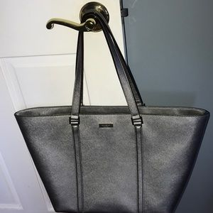 Kate spade tote and matching wallet